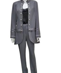 Womens Suits 2 Piece Jacket & Pants