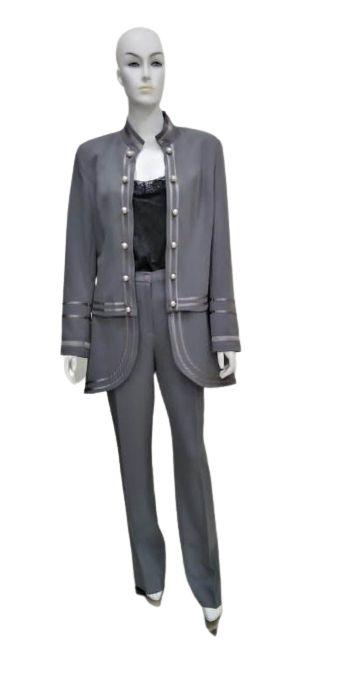 Womens Suits 2 Piece Jacket & Pants