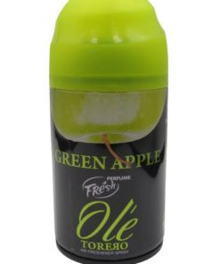 OLE TORERO Air Freshener Spray – Green Apple