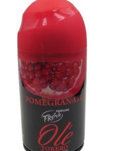 OLE TORERO Air Freshener Spray – Pomegranate