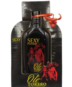 OLE TORERO Eau De Toilette For Man – Sexy Power