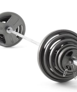 Olympic Painted Weight Set