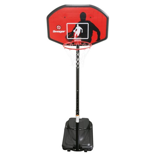 SWAGER The Classic Adjustable Basket Ball