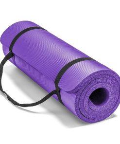 Mousse mat purple