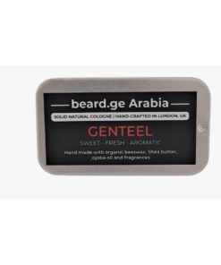 BEARD.GE Solid Cologne – Genteel