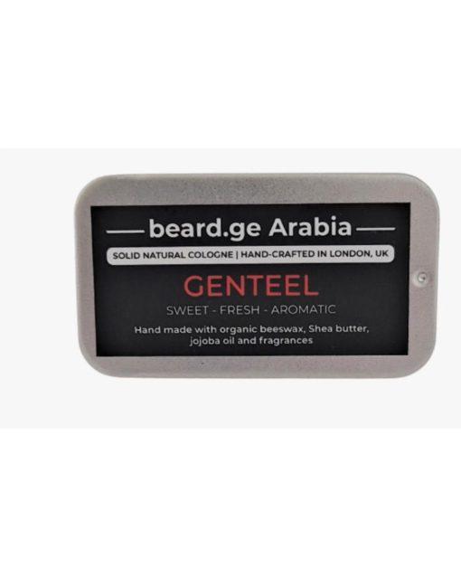 BEARD.GE Solid Cologne – Genteel