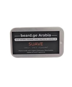 BEARD.GE Solid Cologne - Suave
