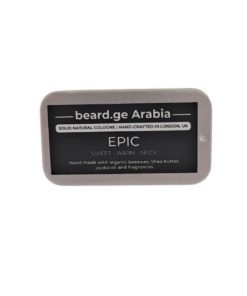 BEARD.GE Solid Cologne - Epic