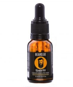 Beard Oil – Cedar wood and Nutmeg