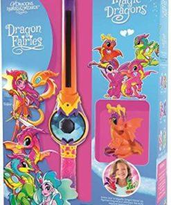 Dragon Princess Wand With Dragon