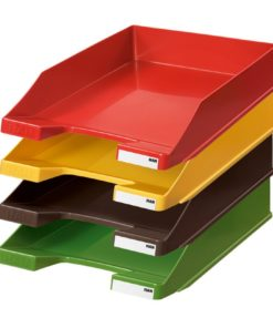 HAN letter tray color