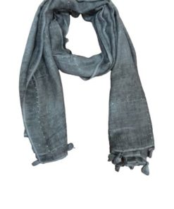 D&JEANS- Polyester Fashion Scarf With Payette