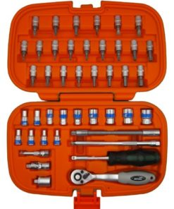 44 Pcs Socket Tool Set