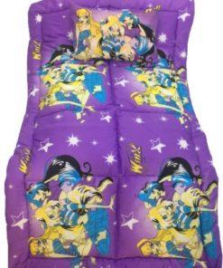 Single Duvet Quilt Cover For Children Bedding Set - Disney Winx Magic