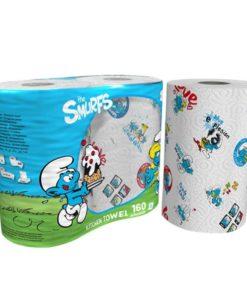 Smurfs Kitchen 2 Rolls