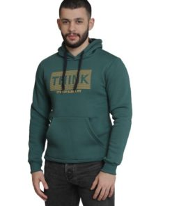 LAMBARDI Men's Ultimate Cotton Heavyweight Pullover Hoodie Sweatshirt