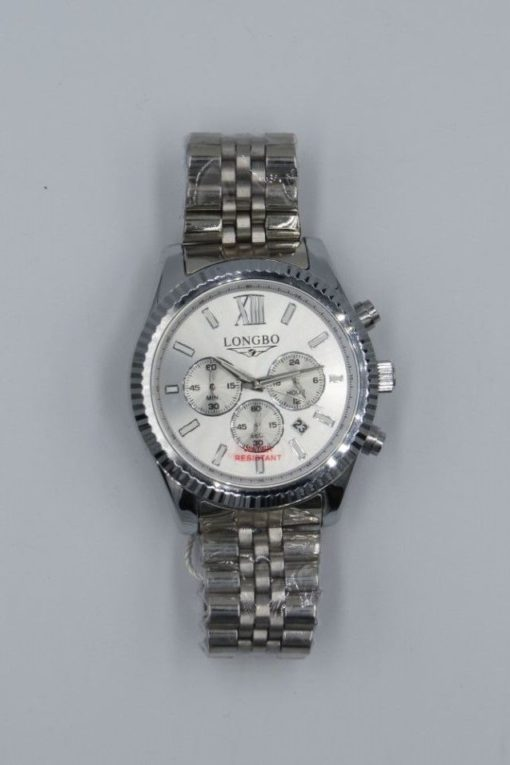 LONGBO Men's Stailess Chronograph Watch