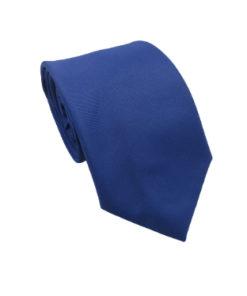 Men's Plain Semi Shiny Neckties