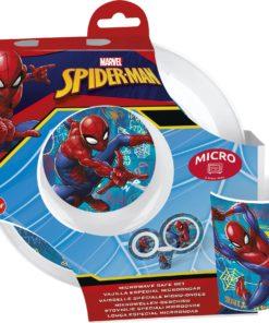 Microwave set-spiderman
