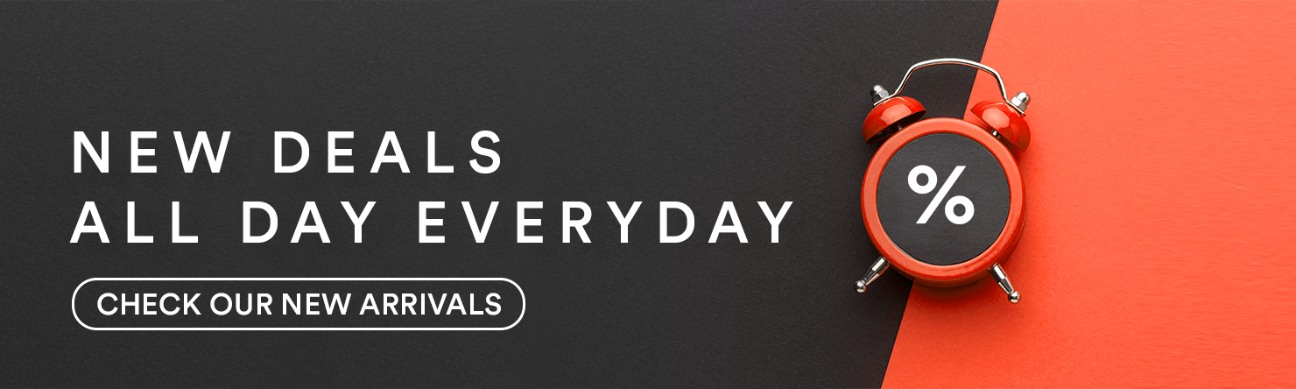 New Deals all day every day
