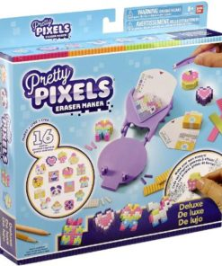 Pretty Pixels Eraser Maker