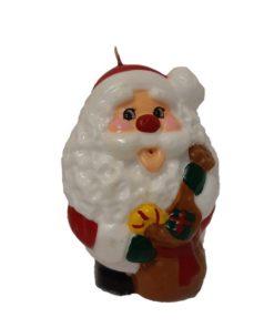 Santa Clause Candles