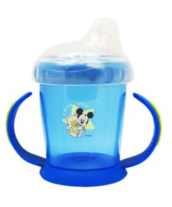 Mickey Soft Grip Spill Proof Cup