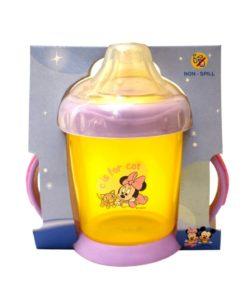 Minnie Soft Grip Spill Proof Cup