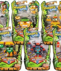 The Grossery Gang S4 Action Figure