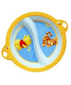Winnie Baby Plate