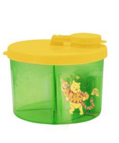 Green Winnie Milk Powder Container
