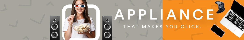 appliance banner