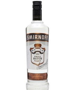 Smirnoff No. 55 Small Batch Black