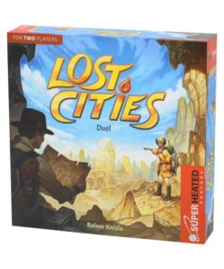 Lost Cities Duel - The Card Game