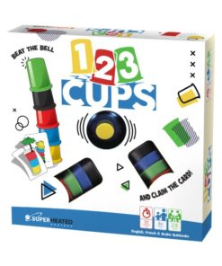 123 cups