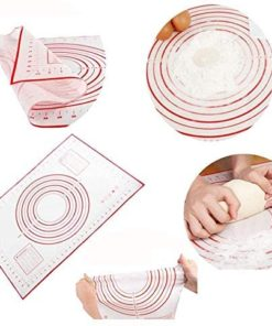 Large Silicone Baking Mat Sheet For Dough Rolling