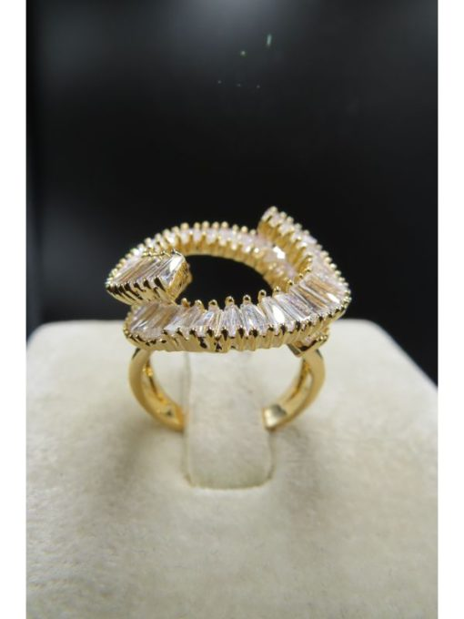NEOGLORY Ring With A Unique Design