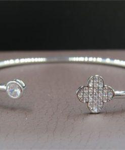 NEOGLORY Open Thin Bracelet