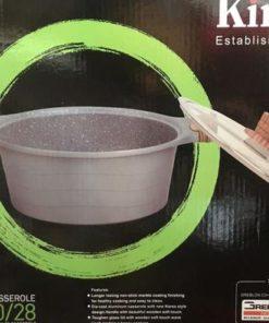 KINOX Granite Cooking Pot-Set of 4