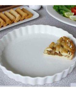 MASER Large Round Baking Dish