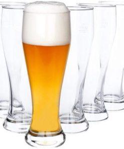VANWELL Long Glass Cups
