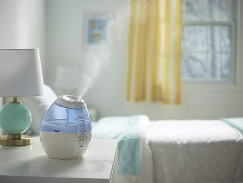 Mini Cool Mist Humidifier