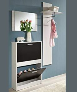 STYLE FAIR Shoe Cabinet and Garde-robe