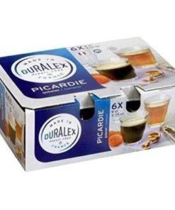 DURALEX Coffee/Tea Tumblers
