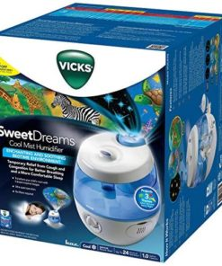 VICKS Humidifier with Kids Projector