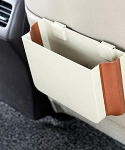 YI JUN Multi-function Car Back Seat Rubbish Bin