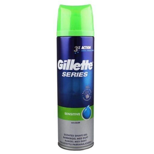 Gillette Series Shave Gel-Sensitive