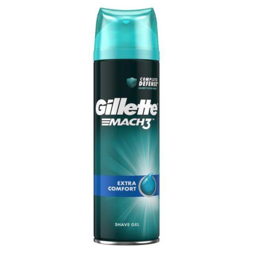 GILLETTE Mach3 Extra Comfort Shaving Gel 200 ml