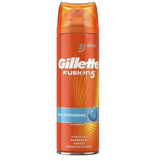 GILLETTE Fusion5 Ultra Moisturizing Shaving Gel 200 ml