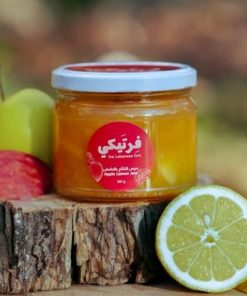 Apple Lemon Jam